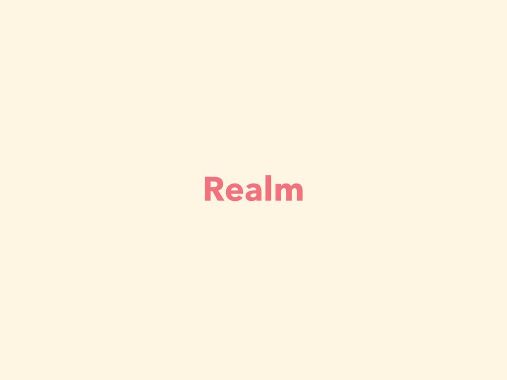 Realm