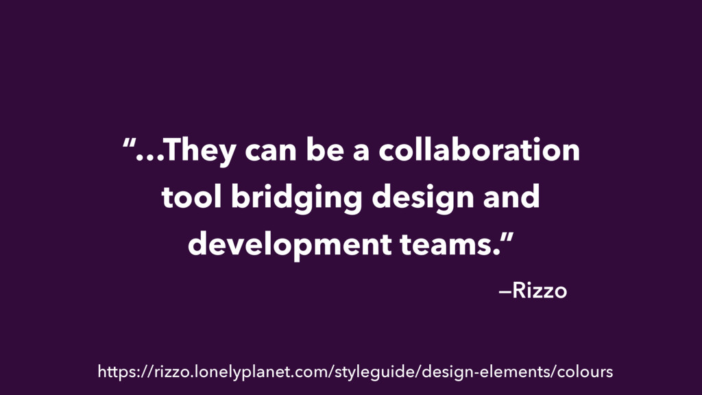 """…They can be a collaboration tool bridging des..."