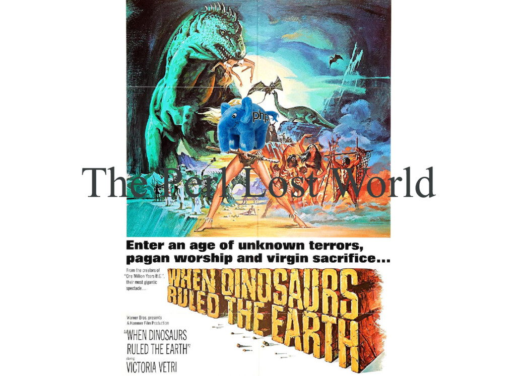 The Perl Lost World