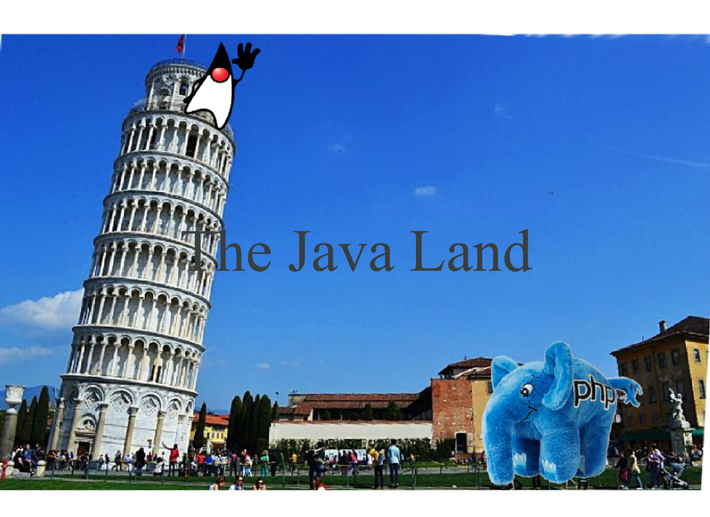 The Java Land