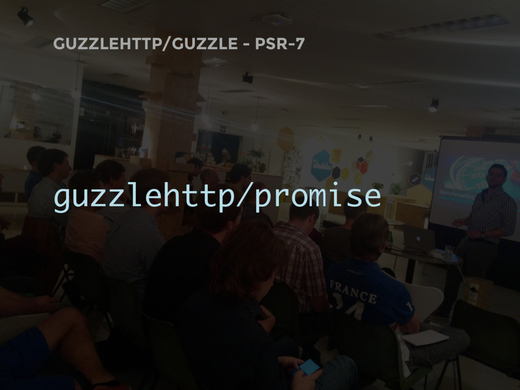 GUZZLEHTTP/GUZZLE - PSR-7 guzzlehttp/promise