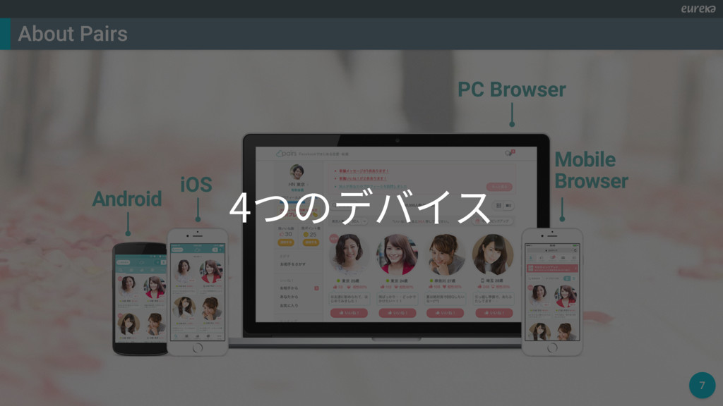 7 About Pairs PC Browser Android Mobile Browser...