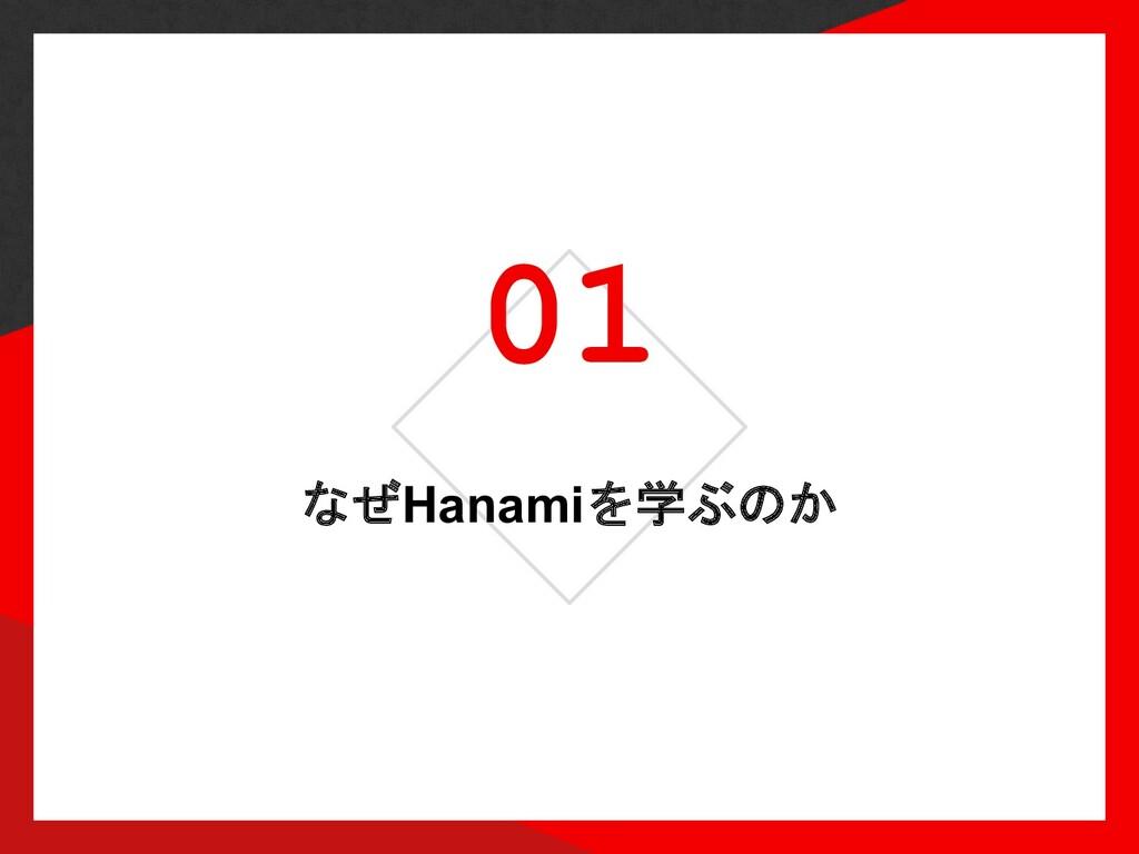 01 なぜHanamiを学ぶのか