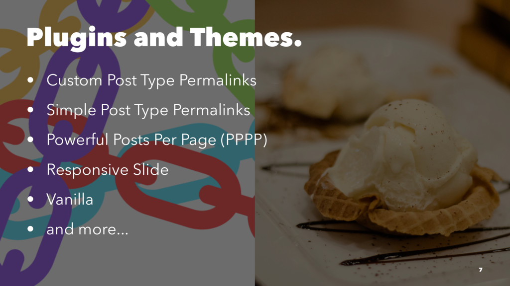 Plugins and Themes. • Custom Post Type Permalin...