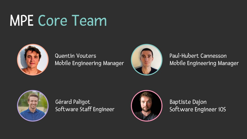 Quentin Vouters   Mobile Engineering Manager Pa...