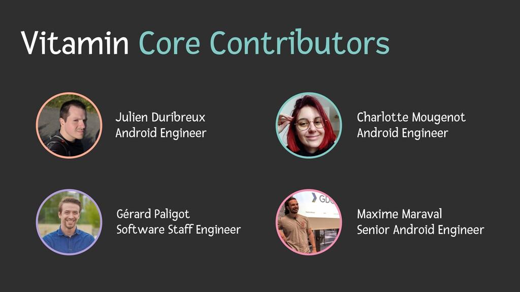 Julien Duribreux   Android Engineer Charlotte M...
