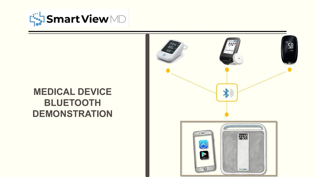 MEDICAL DEVICE BLUETOOTH DEMONSTRATION