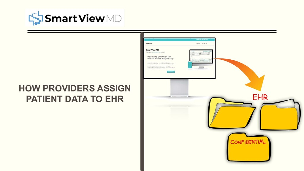 HOW PROVIDERS ASSIGN PATIENT DATA TO EHR EHR