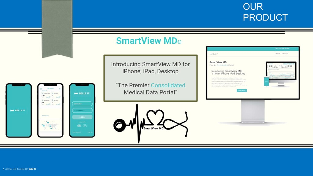 Introducing SmartView MD for iPhone, iPad, Desk...