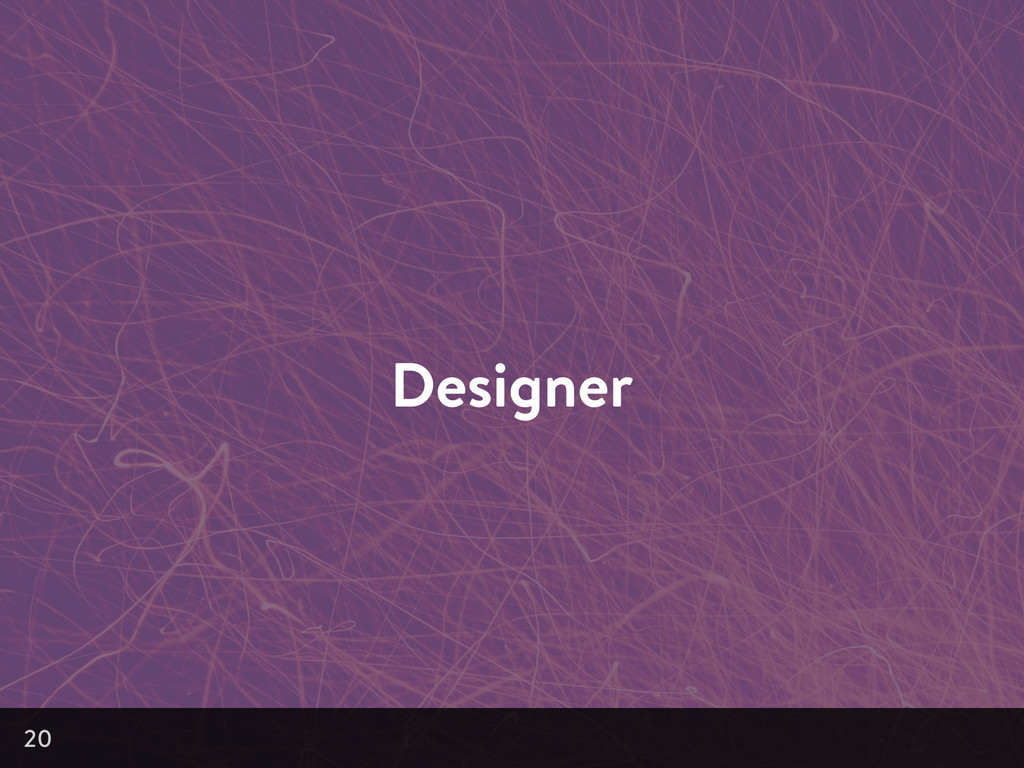 Designer 20