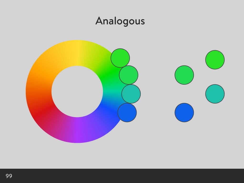 Analogous 99