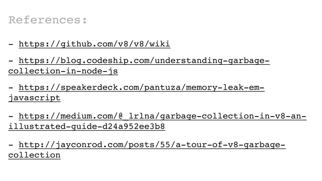 References: - https://blog.codeship.com/underst...