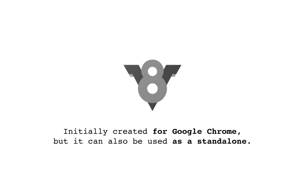 Initially created for Google Chrome, but it can...