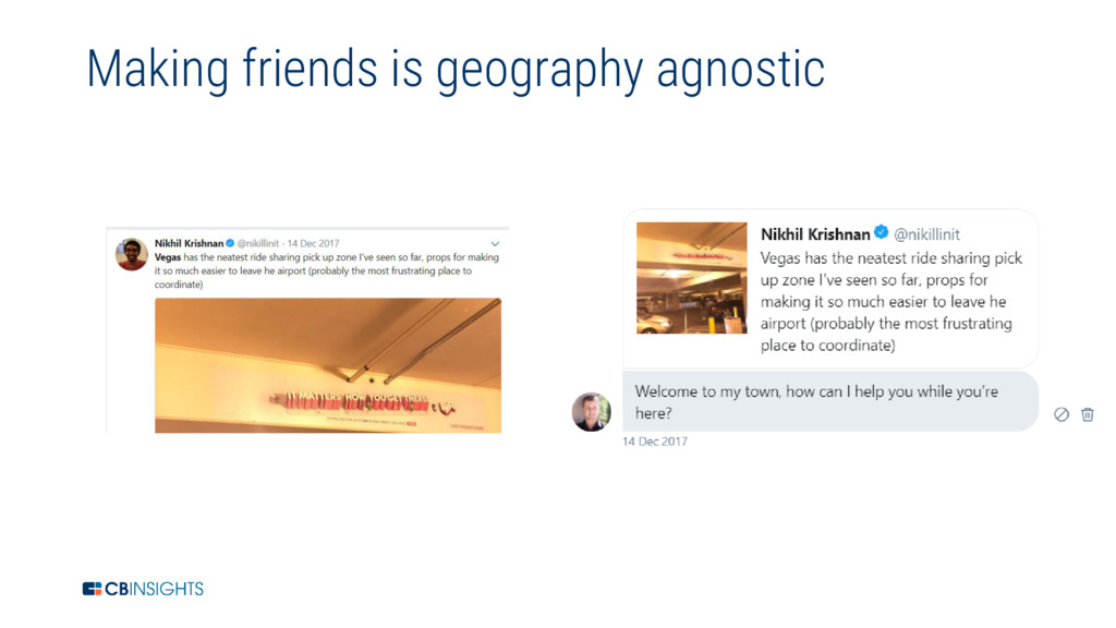 12 Making friends is geography agnostic