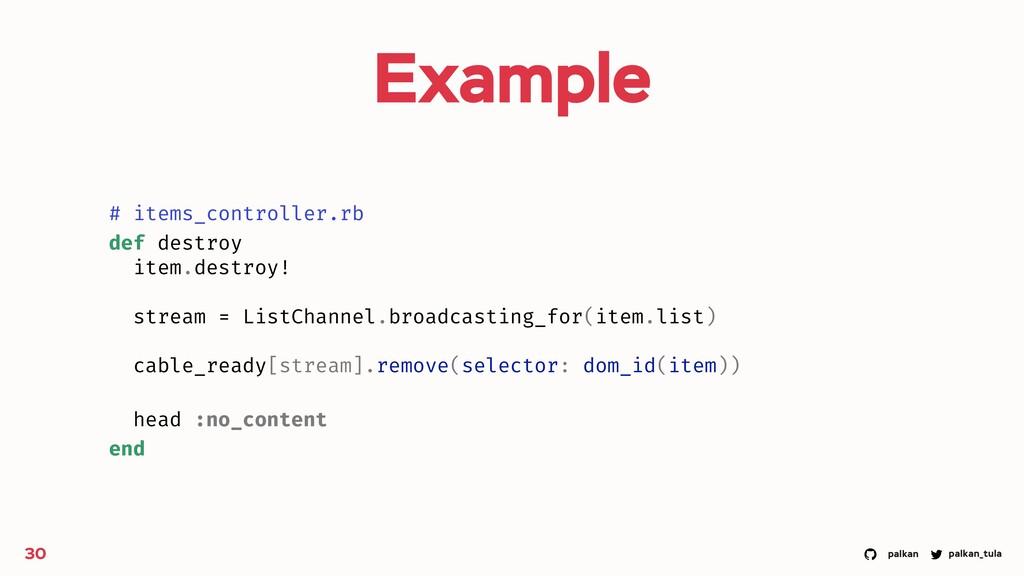 palkan_tula palkan Example 30 # items_controlle...