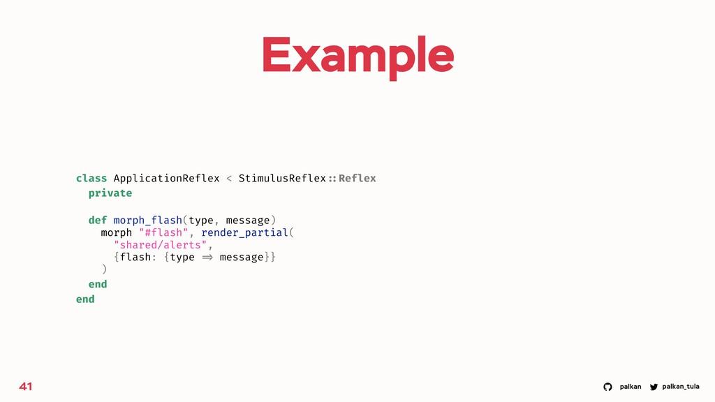 palkan_tula palkan Example 41 class Application...