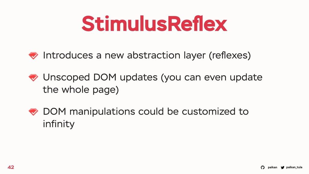 palkan_tula palkan StimulusReflex Introduces a n...