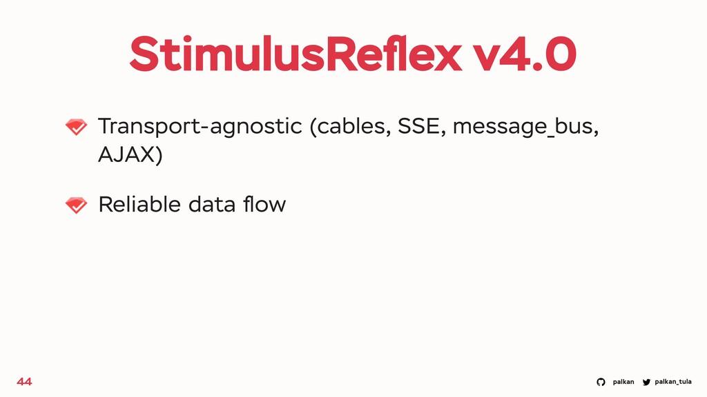 palkan_tula palkan StimulusReflex v4.0 Transport...