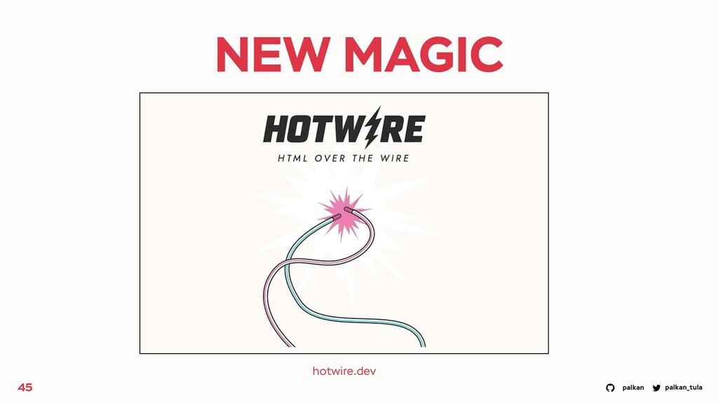 palkan_tula palkan NEW MAGIC hotwire.dev 45
