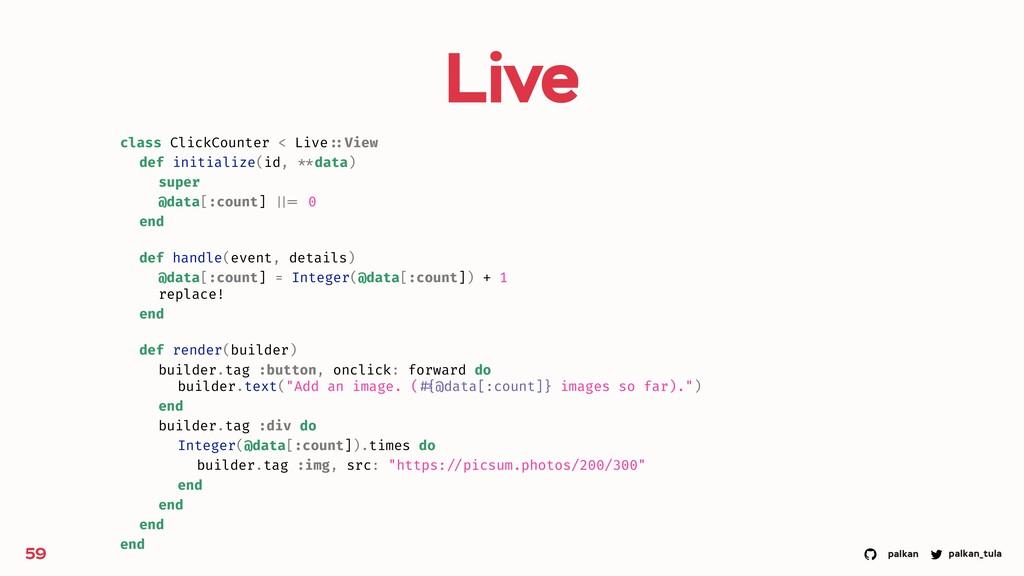 palkan_tula palkan Live 59 class ClickCounter <...