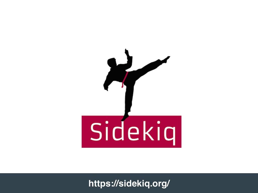 https://sidekiq.org/