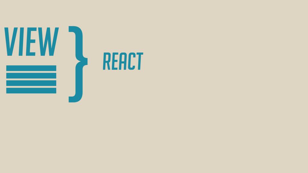 View } React