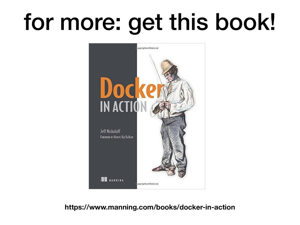 for more: get this book! https://www.manning.co...