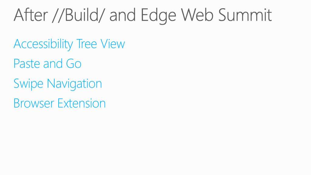 Accessibility Tree View Paste and Go Swipe Navi...