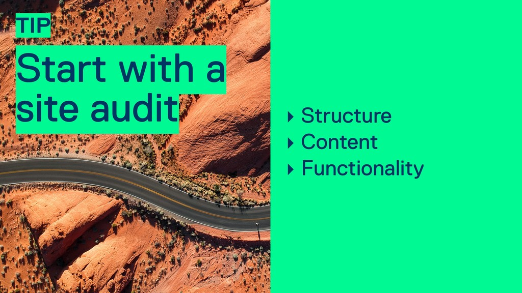 Start with a