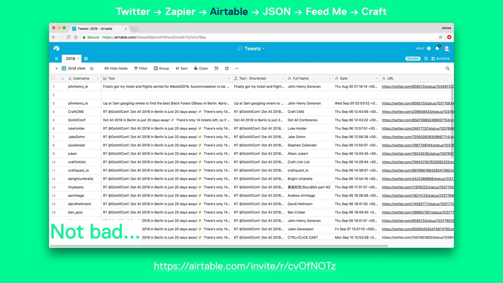 https://airtable.com/invite/r/cvOfNOTz Twitter ...