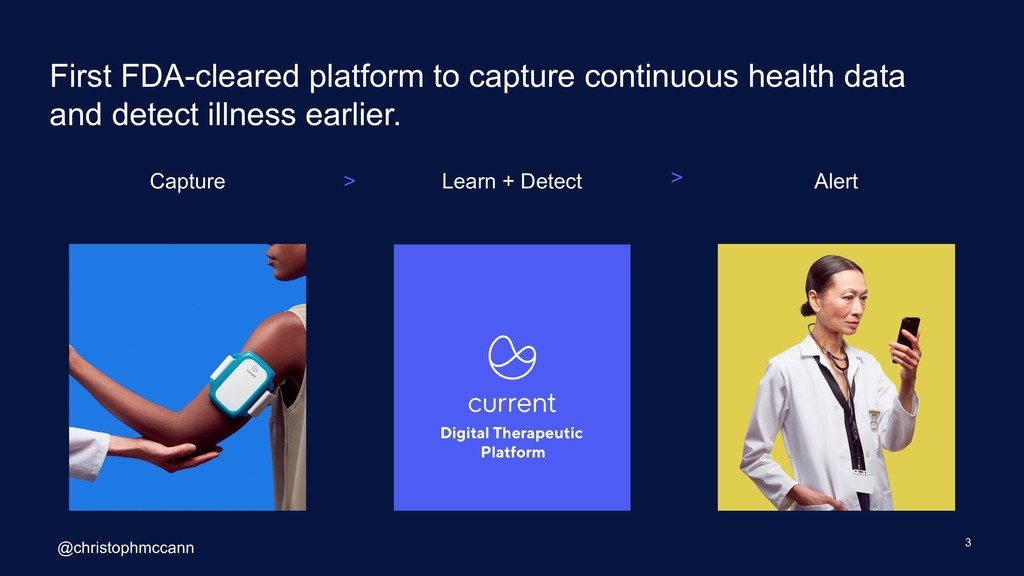 First FDA-cleared platform to capture continuou...