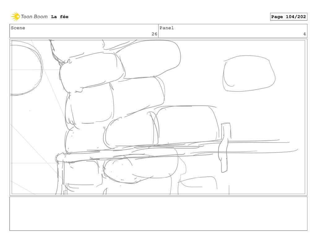 Scene 26 Panel 4 La fée Page 104/202