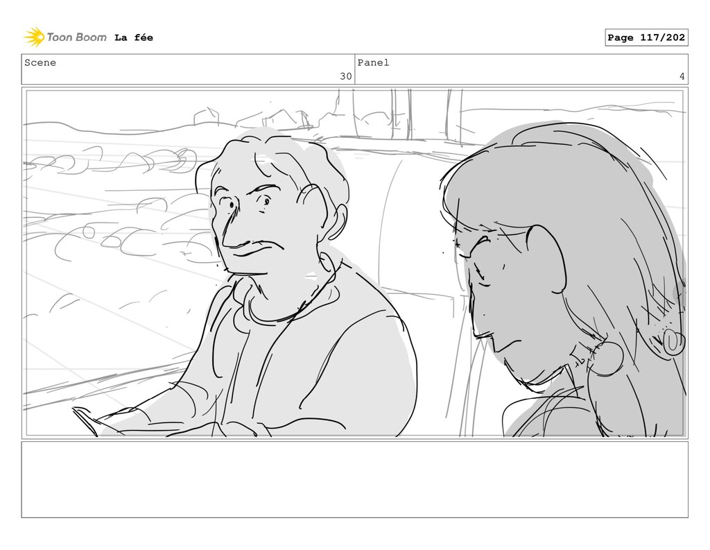 Scene 30 Panel 4 La fée Page 117/202