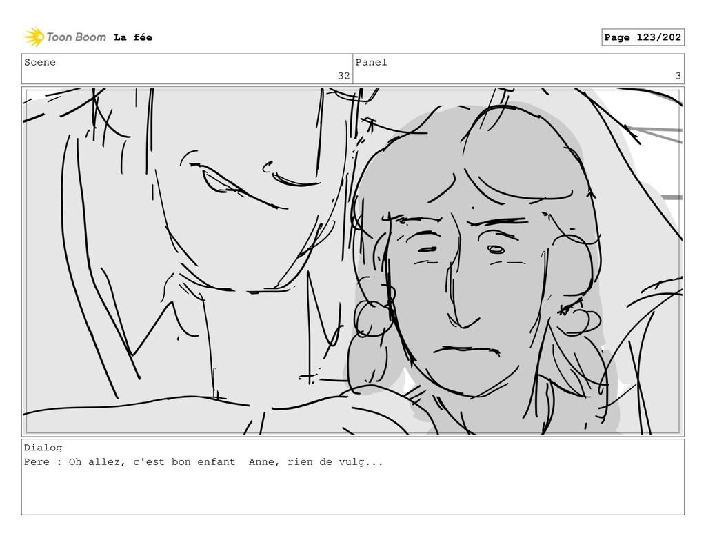Scene 32 Panel 3 Dialog Pere : Oh allez, c'est ...