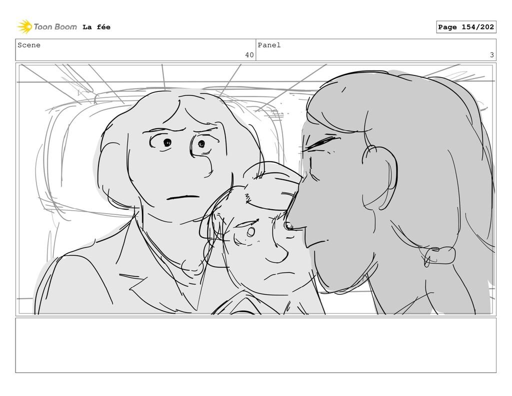 Scene 40 Panel 3 La fée Page 154/202