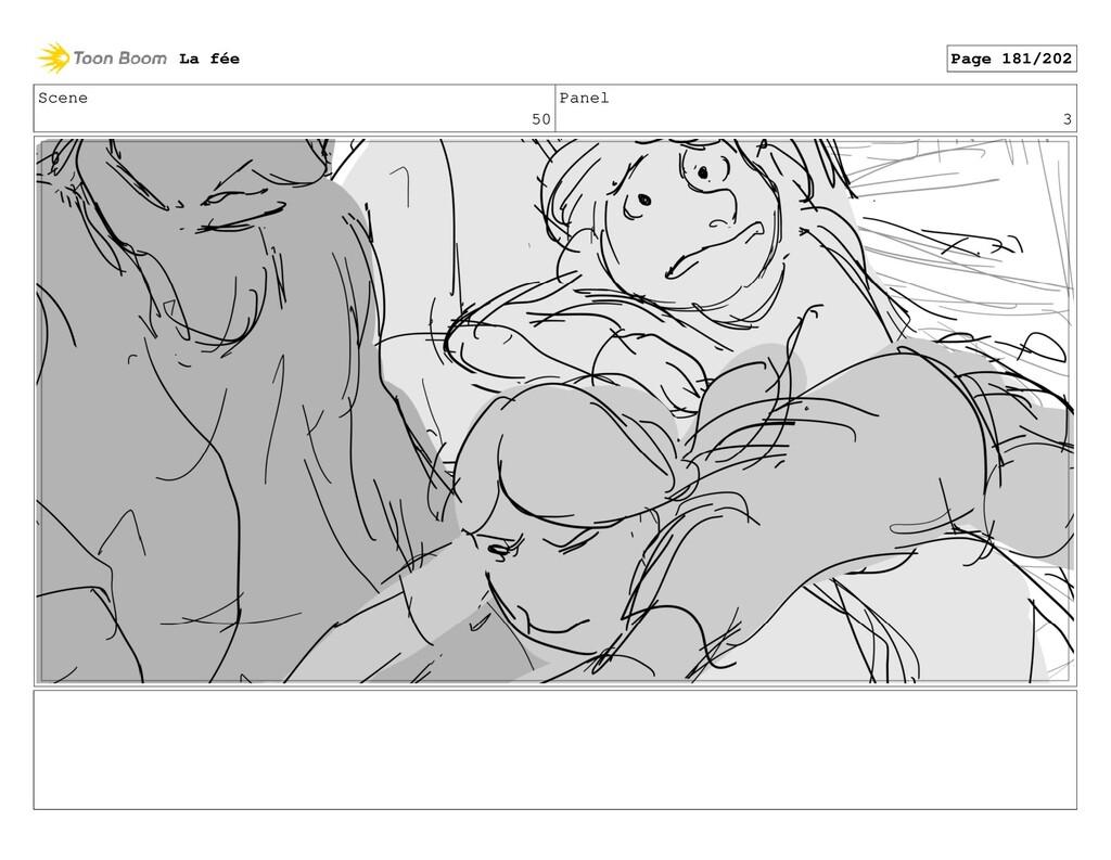 Scene 50 Panel 3 La fée Page 181/202