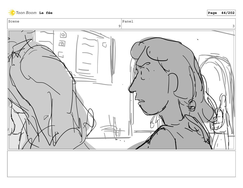 Scene 9 Panel 3 La fée Page 44/202