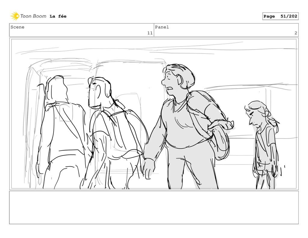 Scene 11 Panel 2 La fée Page 51/202