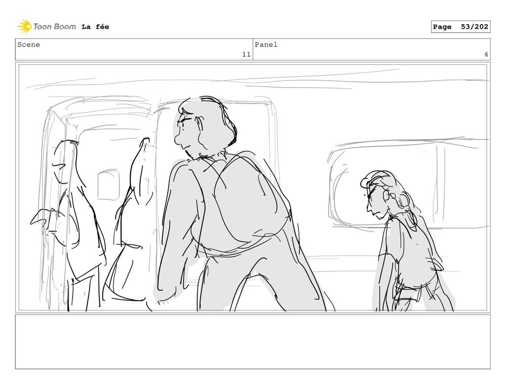 Scene 11 Panel 4 La fée Page 53/202
