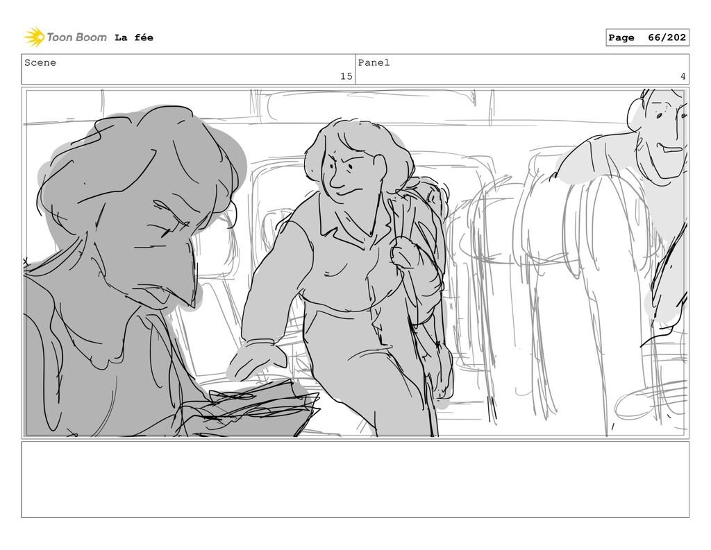 Scene 15 Panel 4 La fée Page 66/202