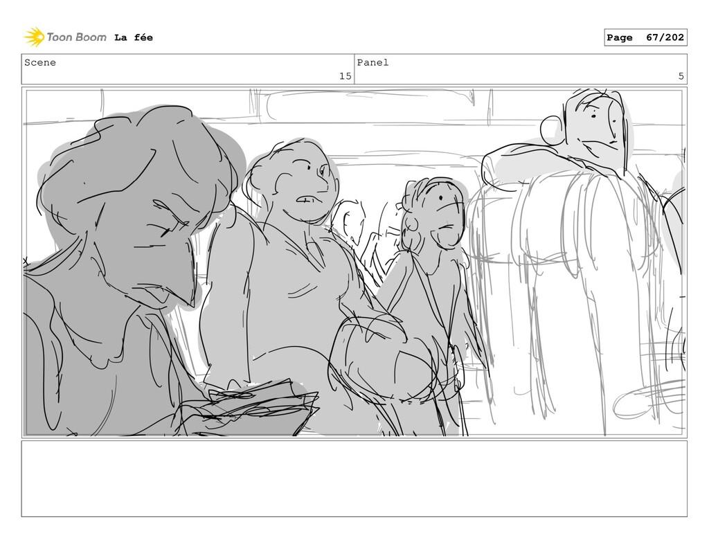 Scene 15 Panel 5 La fée Page 67/202