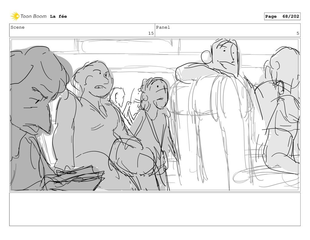 Scene 15 Panel 5 La fée Page 68/202