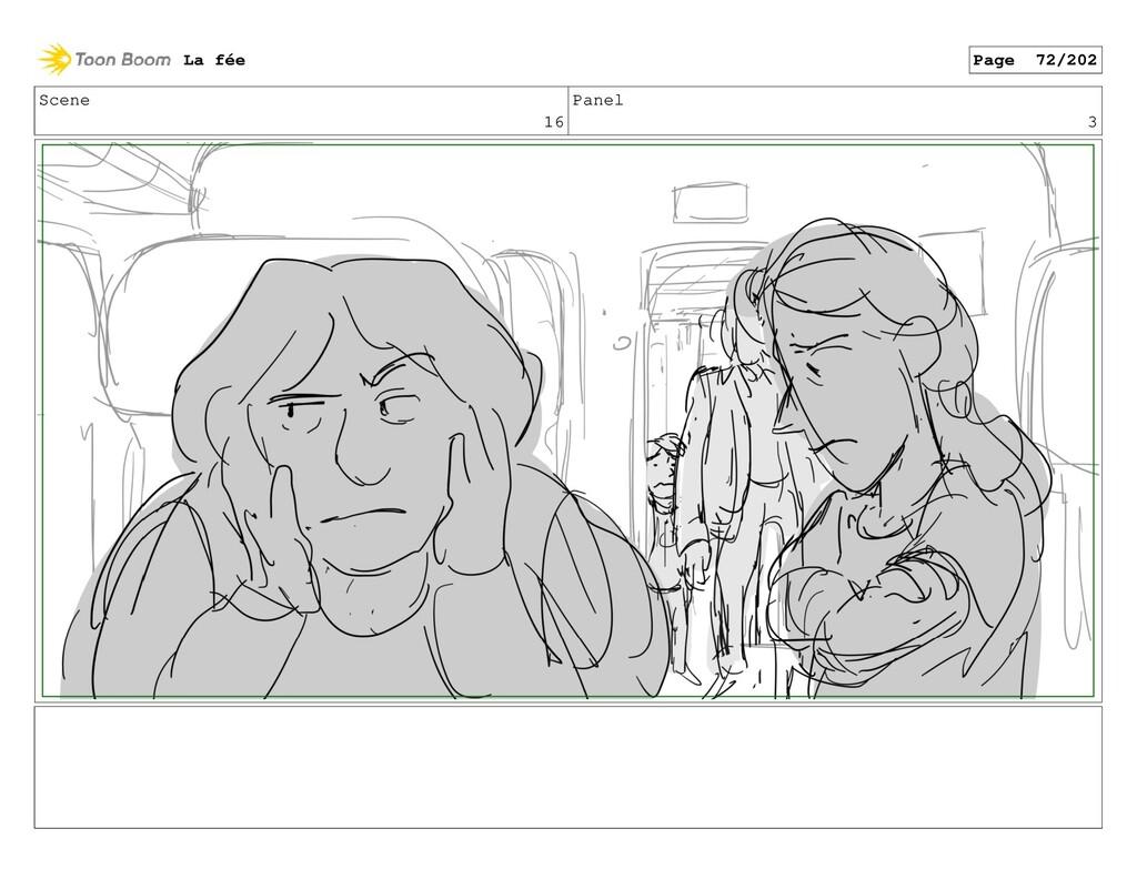 Scene 16 Panel 3 La fée Page 72/202