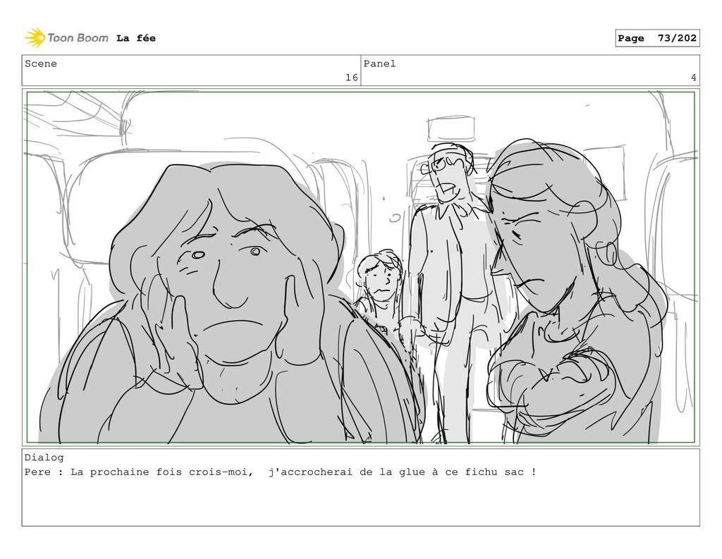 Scene 16 Panel 4 Dialog Pere : La prochaine foi...