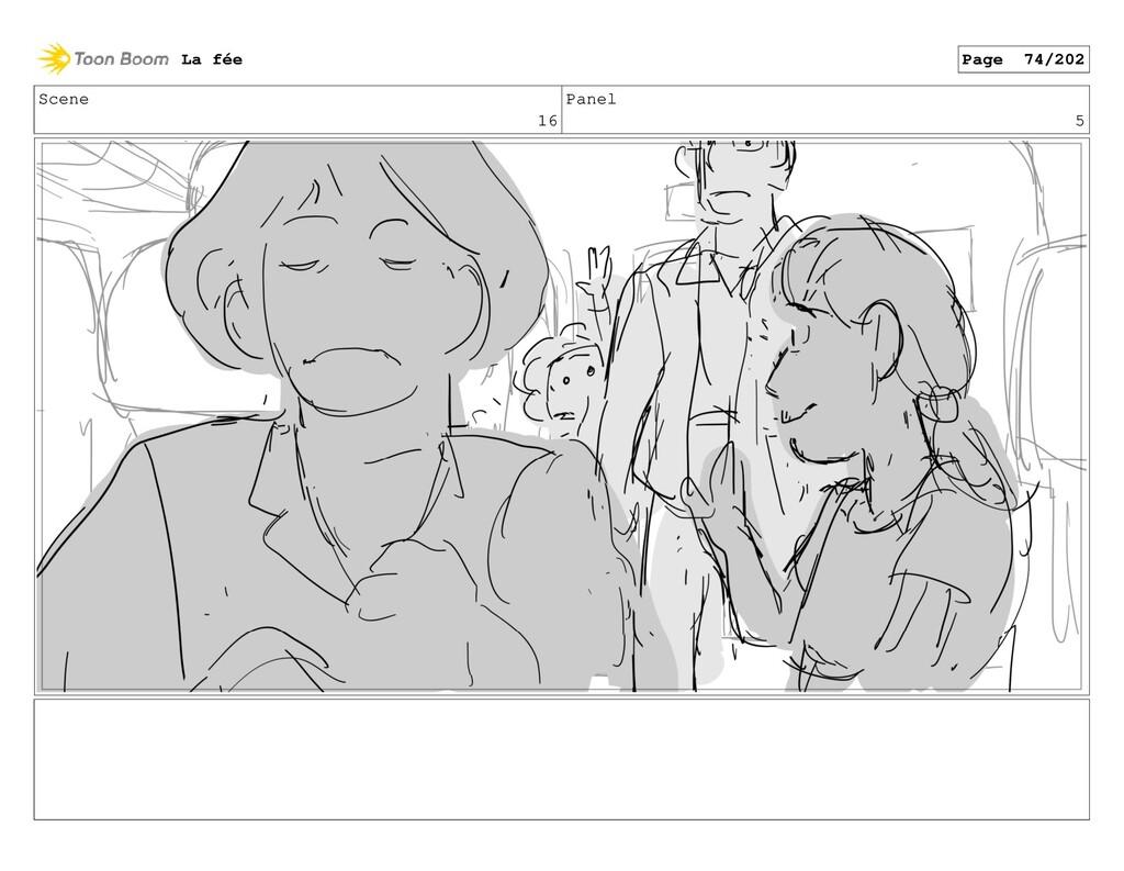 Scene 16 Panel 5 La fée Page 74/202