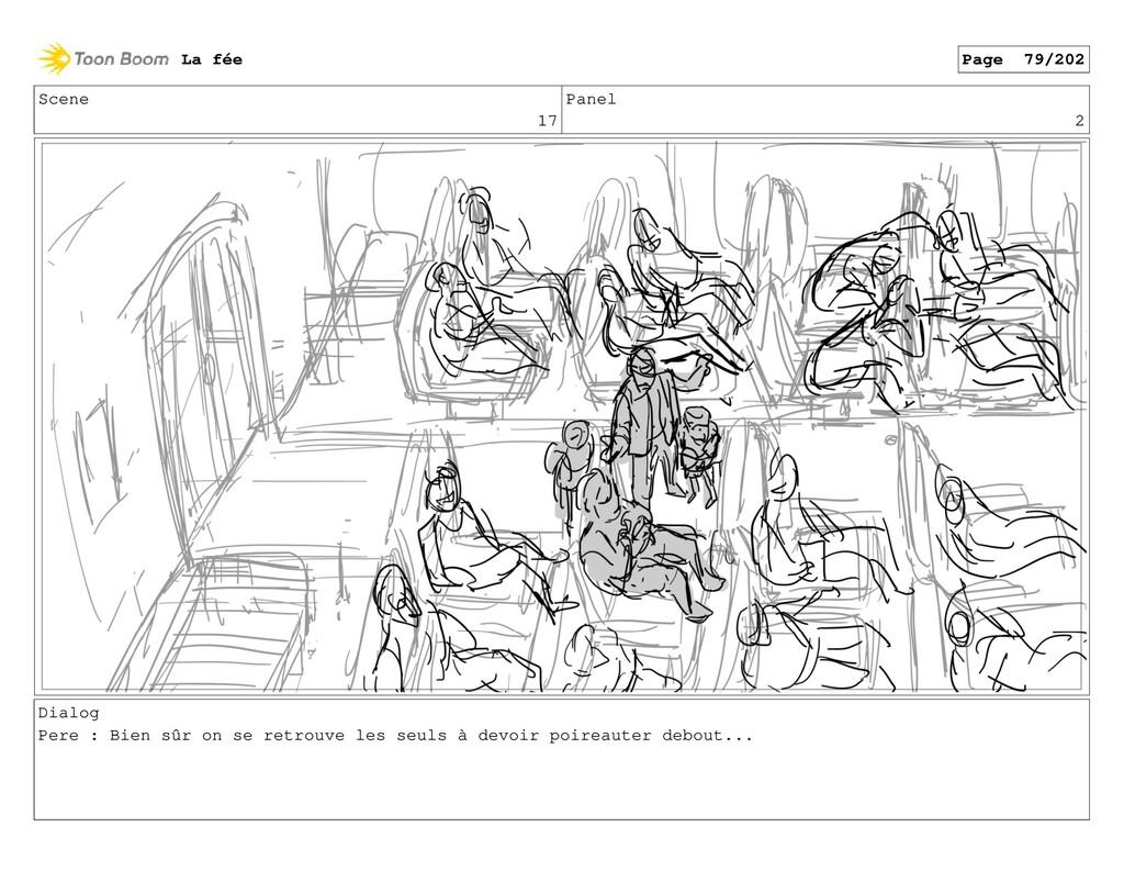 Scene 17 Panel 2 Dialog Pere : Bien sûr on se r...