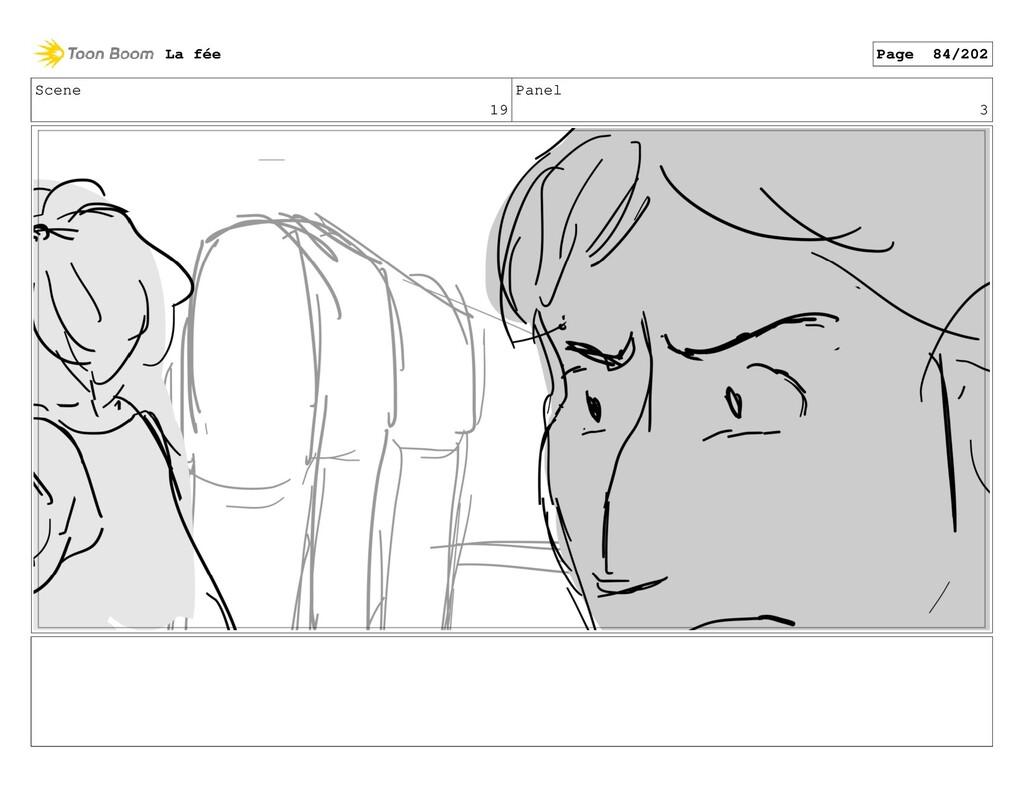 Scene 19 Panel 3 La fée Page 84/202