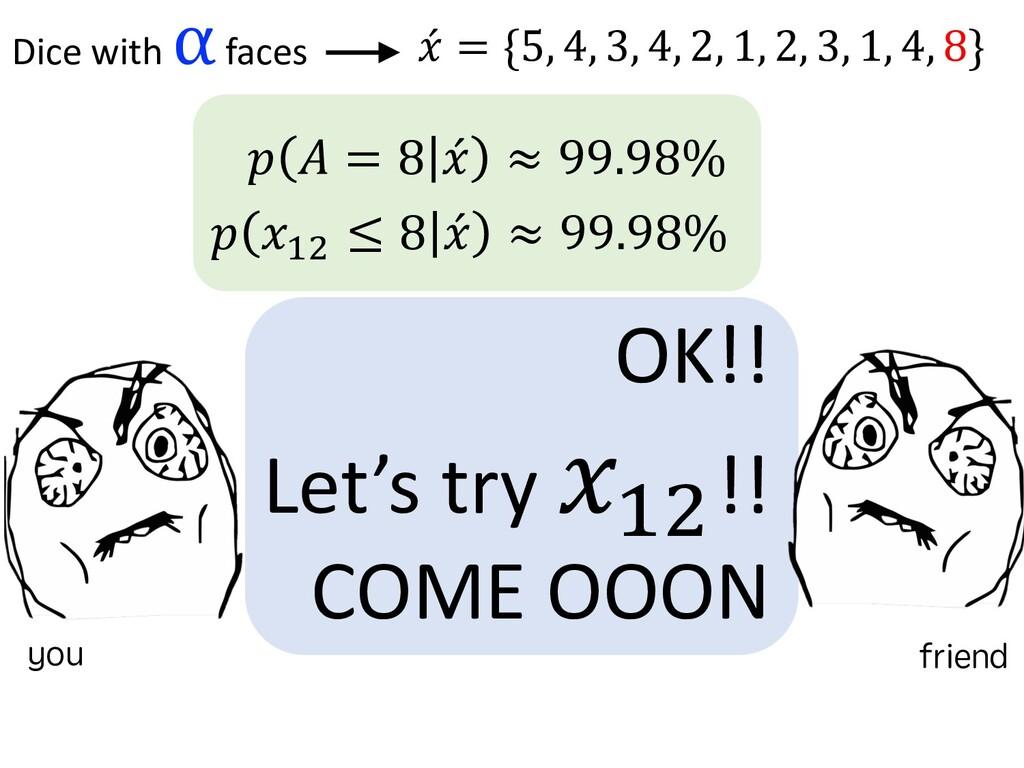 $ ) = 8 ́ ! ≈ 99.98% $ !$' ≤ 8 ́ ! ≈...