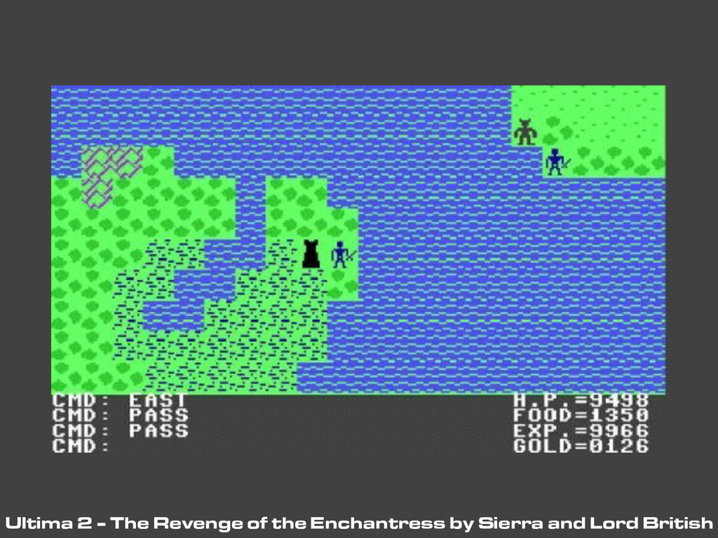 Ultima 2 - The Revenge of the Enchantress by Si...