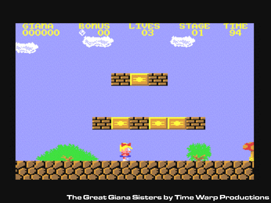 The Great Giana Sisters by Time Warp Productions
